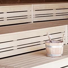 Sauna banken