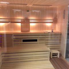 Infrarood maatwerk sauna
