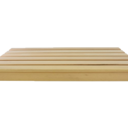 Saunabank-abachi-40cm